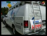 Chanel 4 News Van