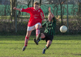 Girls Soccer; age 14-16