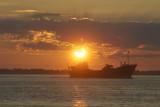 A freighter
