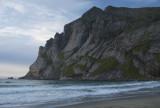 Stamprevtinden from Bunes beach
