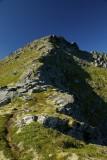The South ridge of Markan