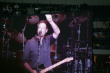 Blake Shelton saying HELLO!