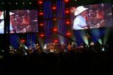 George Strait - on stage
