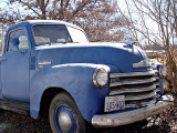 Pop' 1949 Chevy Pickup