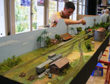 switching in Argentina in HO scale