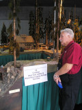 operating the G-scale logging layout