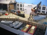 Alain's boat yard