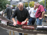 a G-scale hiccup