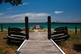 Boardwalk at Botany Bay