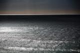 Shimmering Pacific Ocean