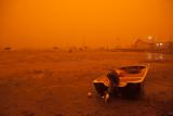 Sydney red dust storm September 2009
