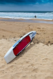 Manly lifeguard board