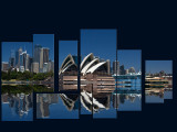 Sydney Harbour collage