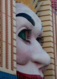 Luna Park face profile