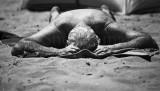 Sunbather in mono