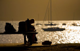 Silhouette at Pittwater