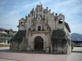 Oldest church in Central America