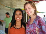 Rosario and Stephanie