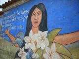 Mural in San Juan Comalapa