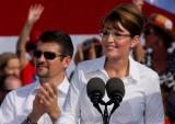 Palin Rally, Richmond, VA (10/13/08)