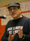 Tom Palumbo (I)(Veterans for Peace)