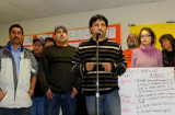 Immigrant Rights focus group