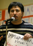 Ricardo Juarez(Coord. Mexicanos Sin Fronteras)