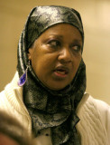 Dieyah Rashid(Defenders for Freedom, Justice & Equality)
