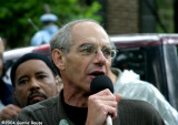 Protest March to Rumsfeld's (6/5/04)