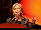 Sen. Hillary Clinton (VI)
