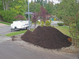 12 yards of compost