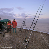 Aldeburgh Beach Fisherman