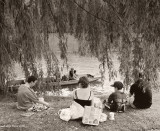 The Picnic (With Apologies to Henri Cartier-Bresson!)