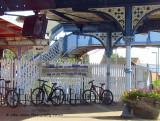 Station bikes