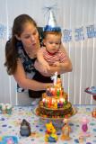 Kaden's 1st Birthday