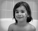 Bathtime for Naomi