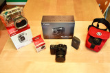 Canon G9 and accessories