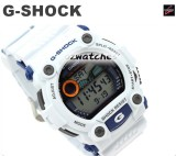 CASIO G-SHOCK 1000 HOUR STOPWATCH G-7900 G-7900A-7 WHITE