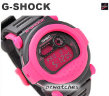 CASIO G-SHOCK LEGENDARY G-001 G-001-1B RED, LIMITED EDITION