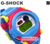 CASIO G-SHOCK LEGENDARY G-001 G-001-2 COLORFUL, LIMITED EDITION