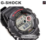 CASIO G-SHOCK SUPER LED 7 YEAR BATTERY GD-100 GD-100-1A