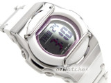 CASIO BABY-G G-MS WORLD TIME MSG-163C MSG-163C-7 WHITE
