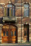 doors in front