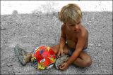 Mika playing