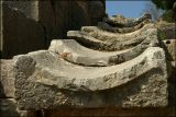 aquaduct close-up