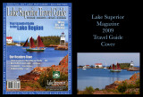 Lake Superior Magazine, 2009 Annual Travel Guide Cover