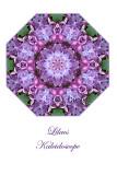 34 - Lilacs Kaleidoscope Card