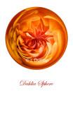 67 - Dahlia Sphere Card