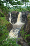 106.1 - Grand Portage:  High Falls On Pigeon River, Vertical
