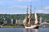 Tall Ships TS13: Barque Europa In Duluth Harbor